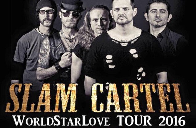 Friday Night Headliners - Slam Cartel