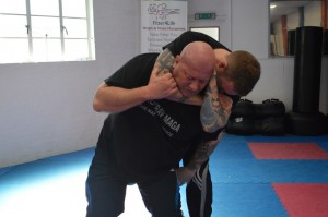 Pure Krav Maga | Ashford| Escape from holds