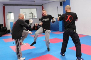Pure Krav Maga | Ashford| Defence against multiple attackers