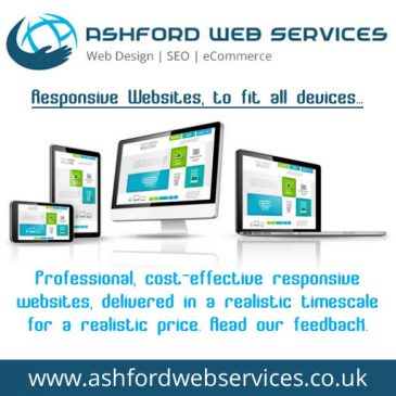 Ashford Web Services give us an insider's view of their involvement with the Festival!