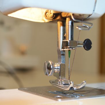 Ginette's Sewing Bee bringing handmade items and easy workshops to the Festival