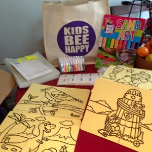 The Kids Be Happy kit