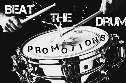 Beat The Drum Promotions on board to get the Festival seen and heard!