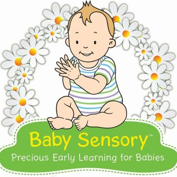 Ashford Baby Sensory on hand to help new parents at the Festival…
