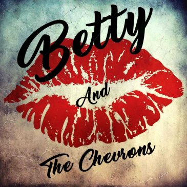 Betty and her Chevrons debut for 2018