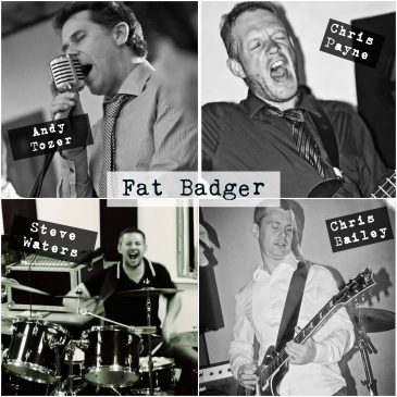 You are gonna get Badgered! Fat Badger Headline Saturday Night 2018