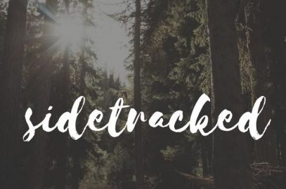 Sidetracked to join us this year…