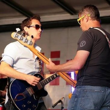 Dockyard Rock set to rock our festival stage!
