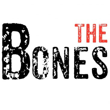 Another debut act….. The Bones join us for 2019!