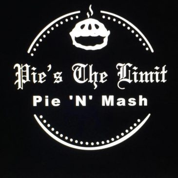 Pie & Mash on the Menu on the Saturday of the festival..