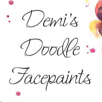 Free Face Painting on Saturday afternoon thanks to Beat The Drum Promotions and Demi's Doodles Facepaints….