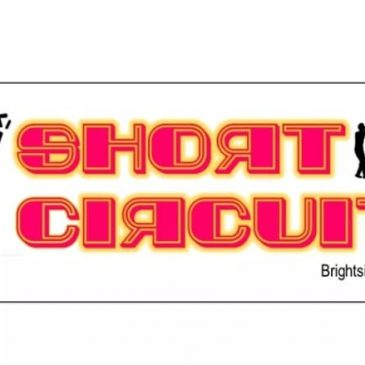 A touch of 80's via Short Circuit at this years event!