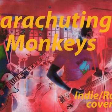 Parachuting Monkeys set for Festival debut….