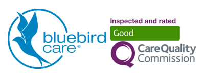 Bluebird Care are along to let us know about the care they provide for our elderly, hear in Ashford