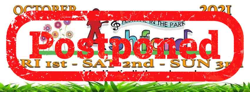 Ashford Festival in the Park.  See you all in 2021.